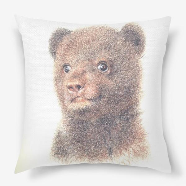 Подушка «Миша,медвежонок»