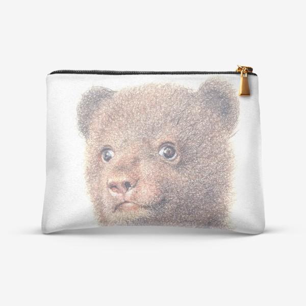 Косметичка «Миша,медвежонок»