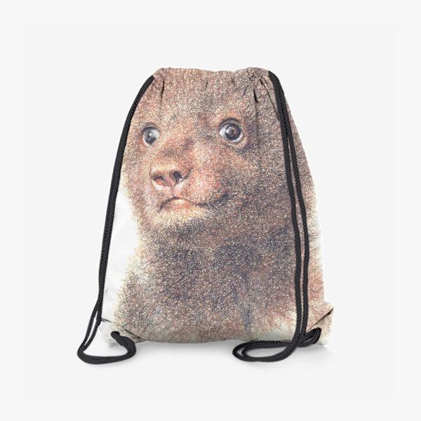 Рюкзак «Миша,медвежонок»