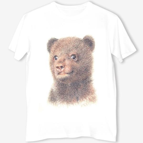 Футболка «Миша,медвежонок»