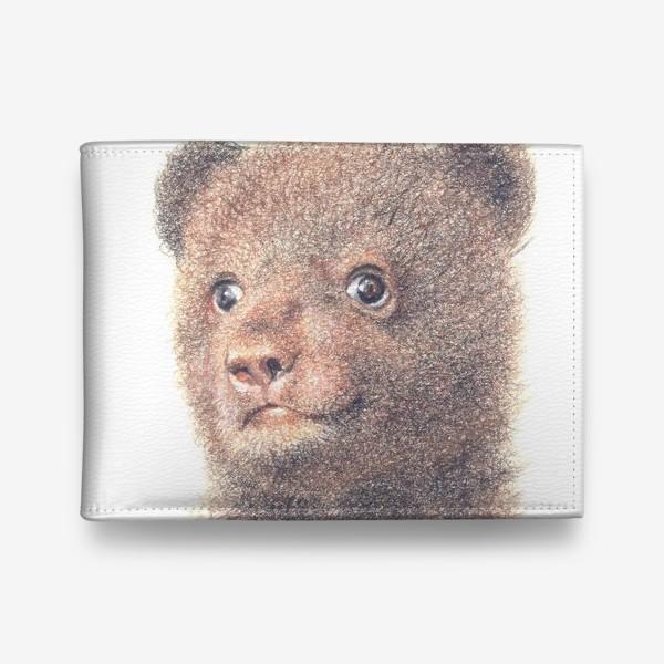 Кошелек «Миша,медвежонок»