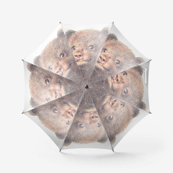 Зонт «Миша,медвежонок»