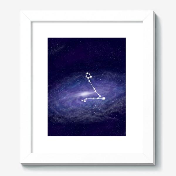 Картина «Созвездие Рыбы. Галактика»