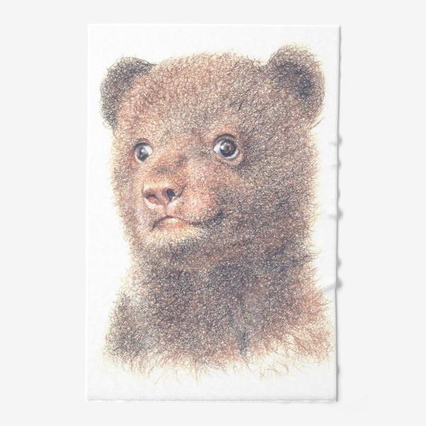 Полотенце «Миша,медвежонок»