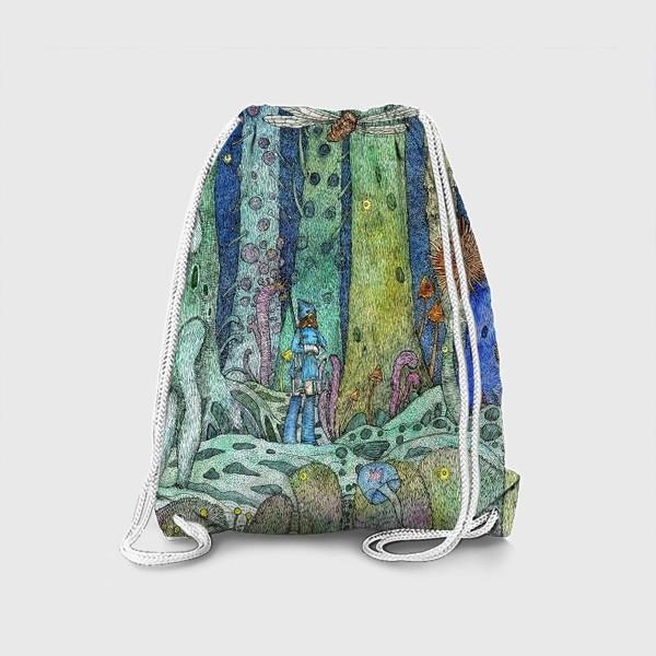 Рюкзак «Навсикая из долины ветров»