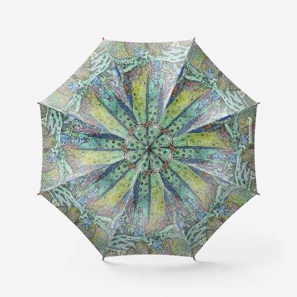 Зонт «Навсикая из долины ветров»