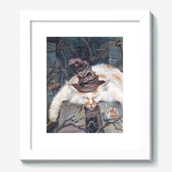 Картина «Волшебник,кот»