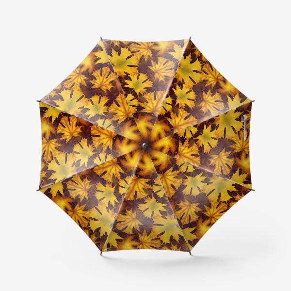 Зонт «листопад»