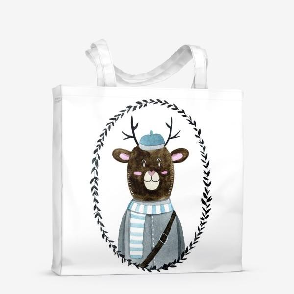Сумка-шоппер «Олешек»
