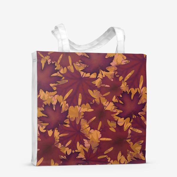 Сумка-шоппер «листопад»