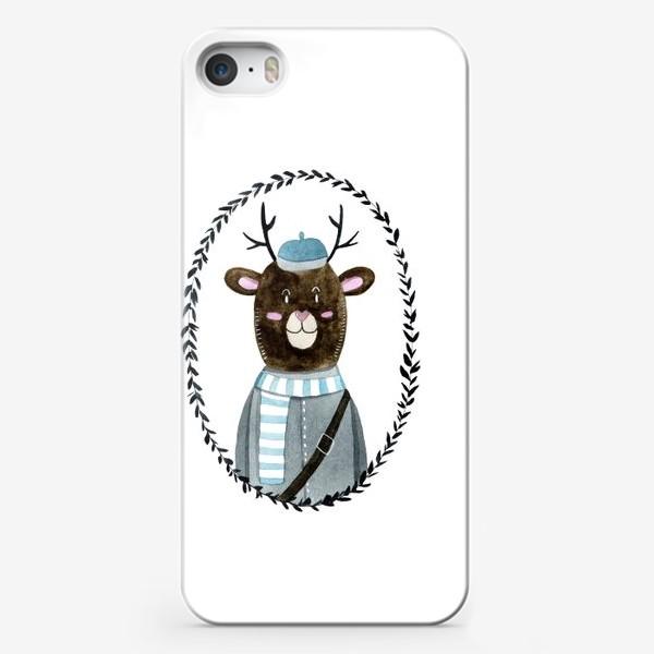 Чехол iPhone «Олешек»