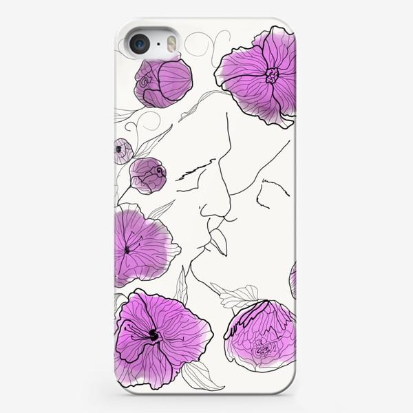 Чехол iPhone «Поцелуй »