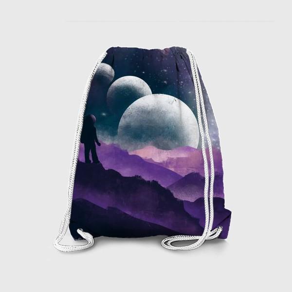 Рюкзак «ГДЕ-ТО ВО ВСЕЛЕННОЙ»