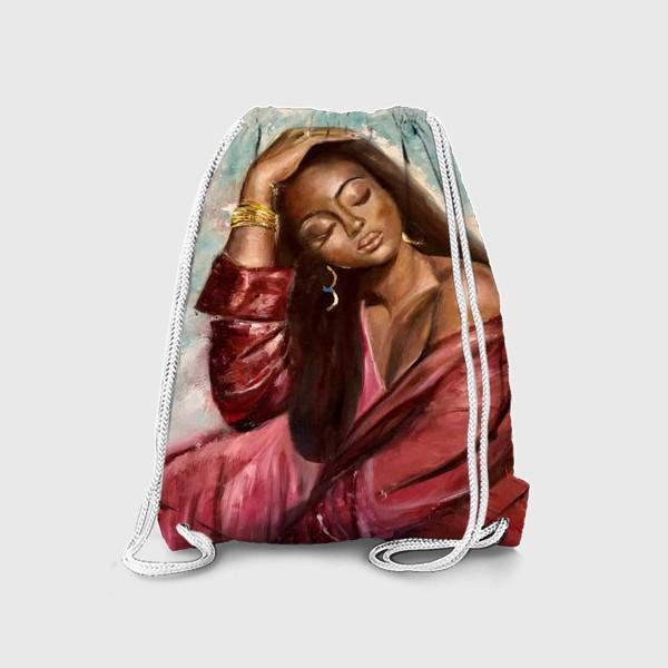 Рюкзак «Девушка»