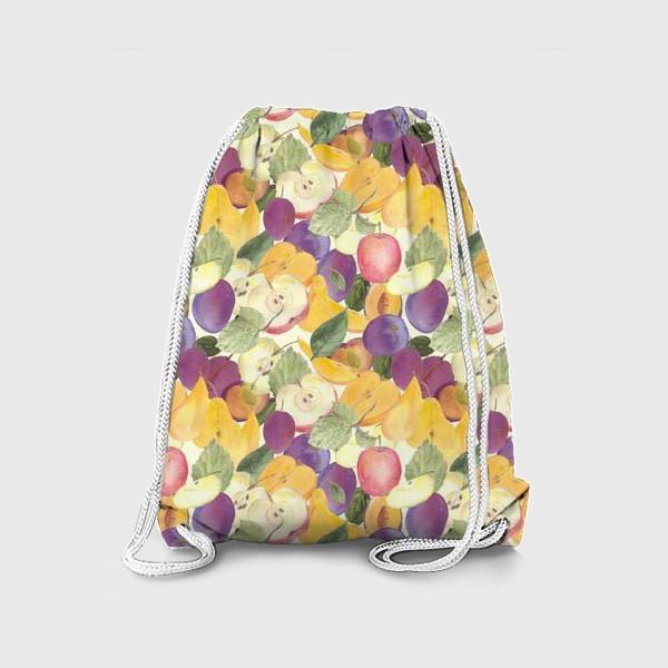 Рюкзак «Фруктовый лес. Урожай фруктов»
