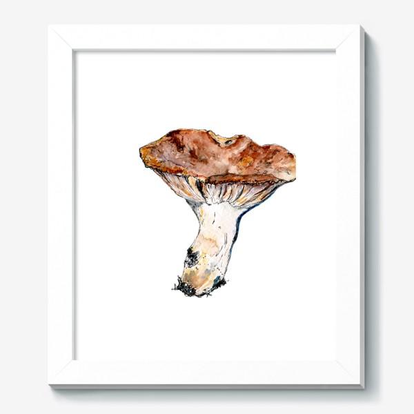 Картина «Гриб. Начинаем грибную охоту!»