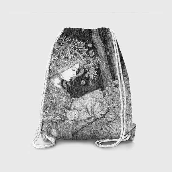 Рюкзак «Лесная нимфа»