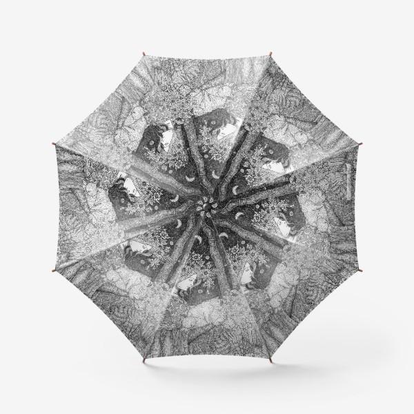 Зонт «Лесная нимфа»