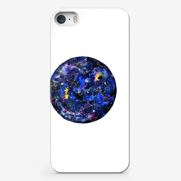 Чехол iPhone «Звездное небо »