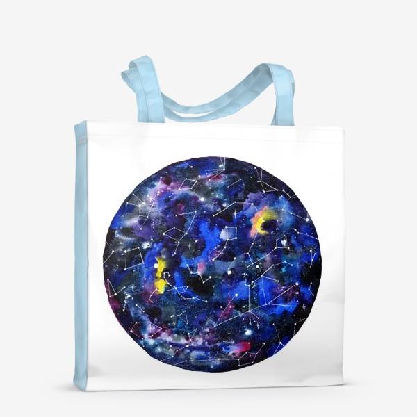 Сумка-шоппер «Звездное небо »