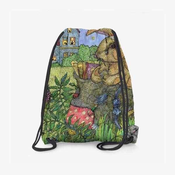 Рюкзак «Плюшевый кролик»
