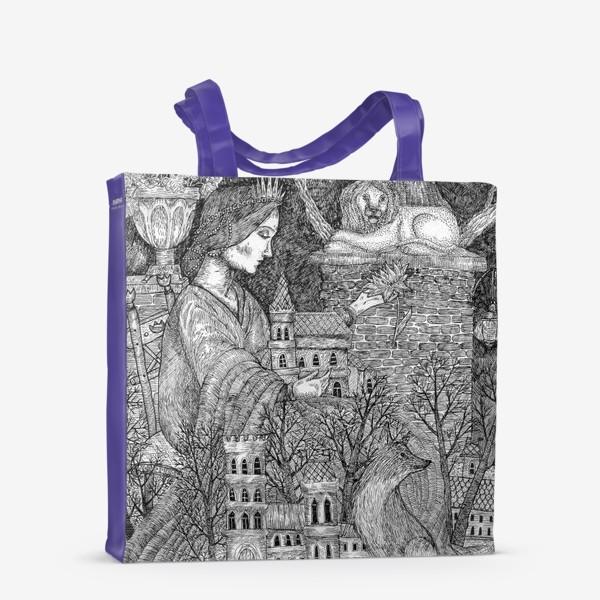 Сумка-шоппер «Старая сказка»