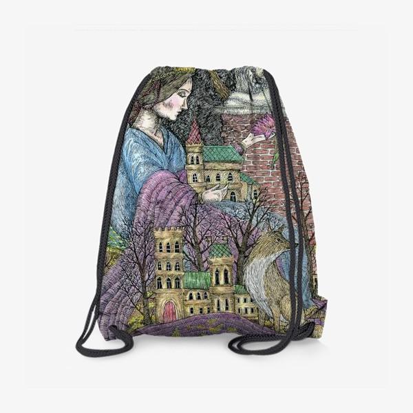 Рюкзак «Сказочная нимфа»