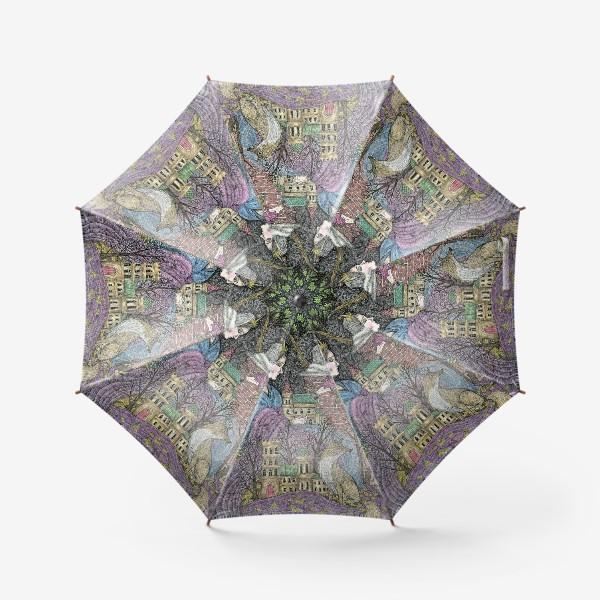 Зонт «Сказочная нимфа»