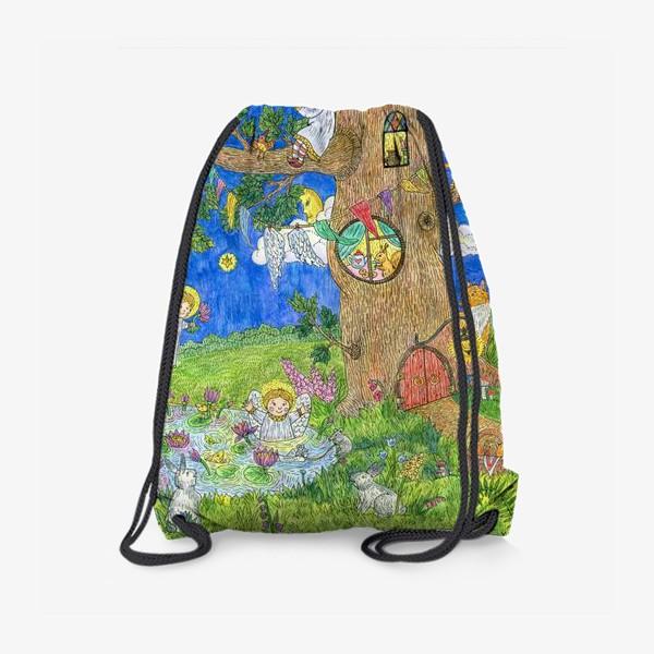 Рюкзак «Летняя история»