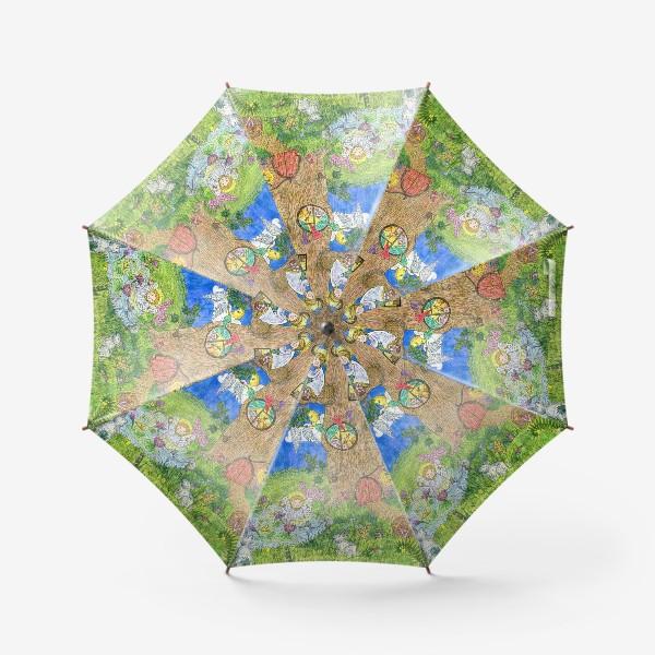 Зонт «Летняя история»