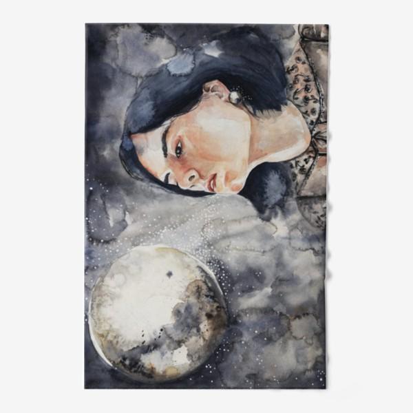 Полотенце «Ночь. Акварель »