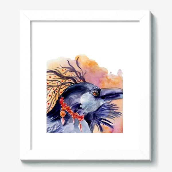 Картина «Ворон »
