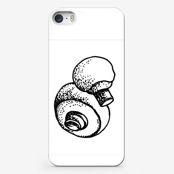 Чехол iPhone «Вкусный гриб»