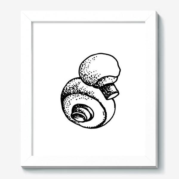 Картина «Вкусный гриб»