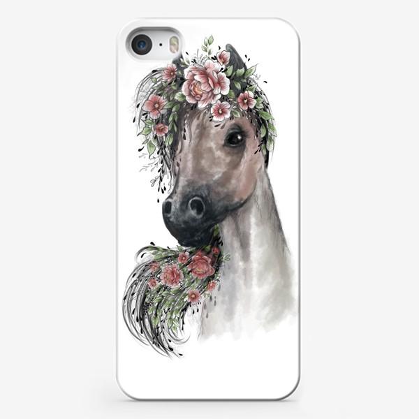 Чехол iPhone «Лошадь»