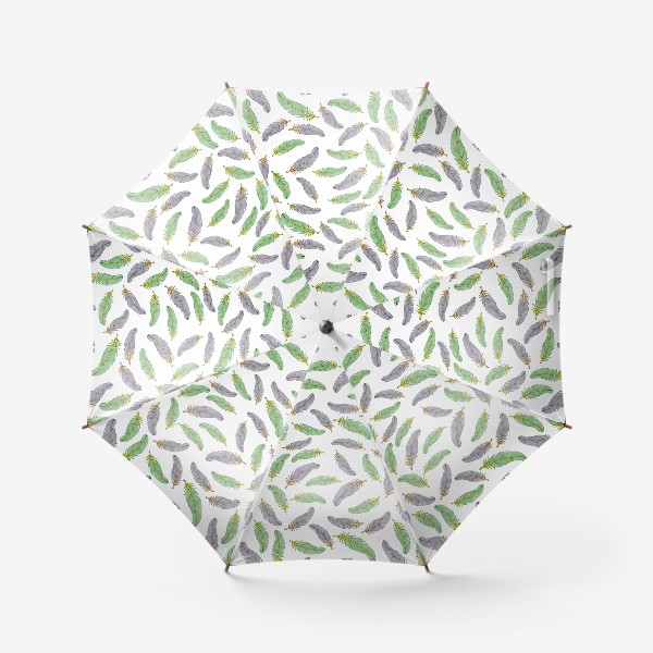 Зонт «Перья»