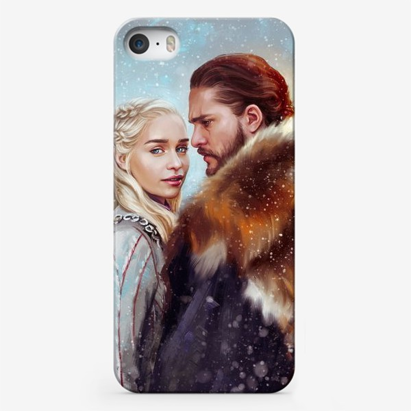 Чехол iPhone « Game of Thrones»