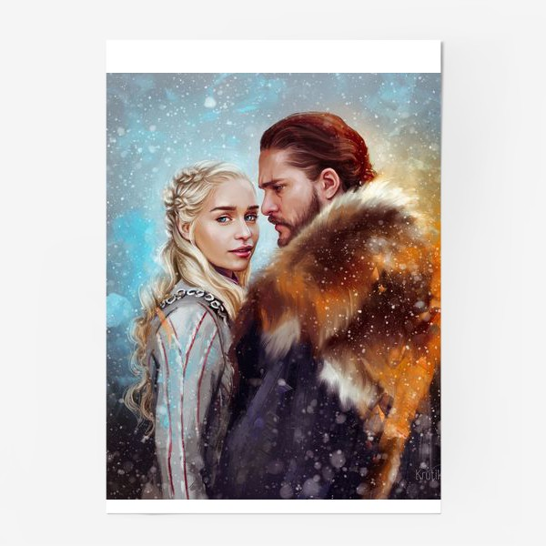 Постер « Game of Thrones»