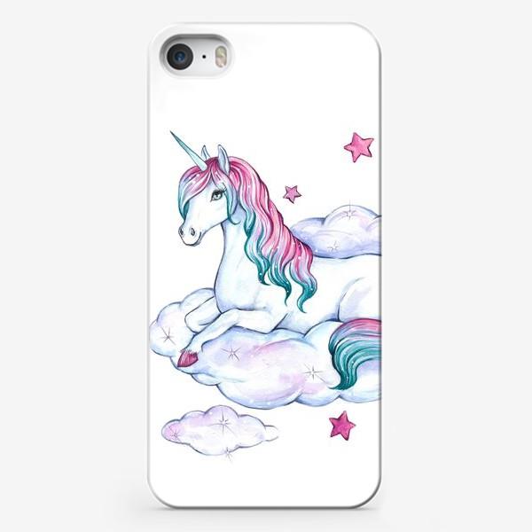Чехол iPhone «Волшебный единорог»
