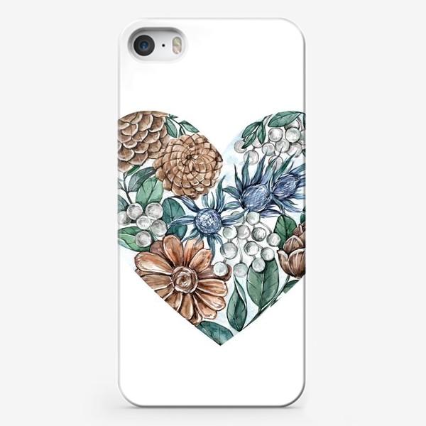 Чехол iPhone «Ноябрьское сердце»