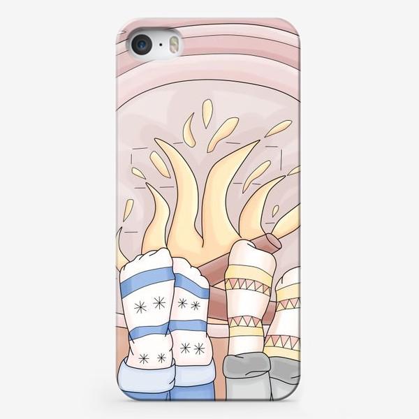 Чехол iPhone «Уют»