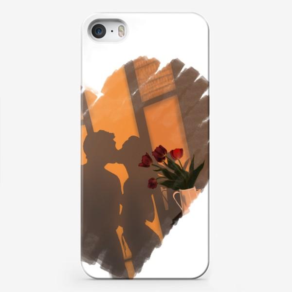Чехол iPhone «Вечер »