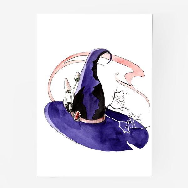 Постер «Шляпа ведьмы»