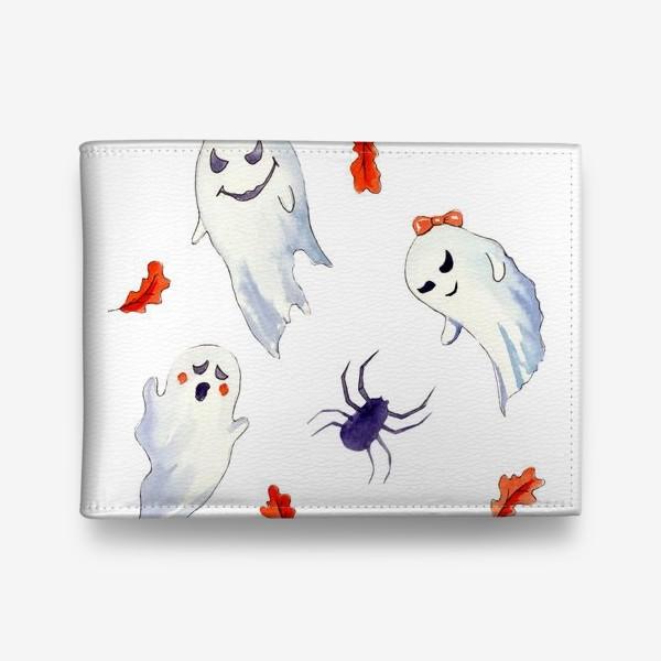 Кошелек «Милые приведения на Хэллоуин »