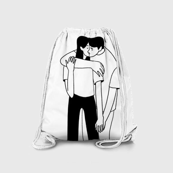 Рюкзак «love»