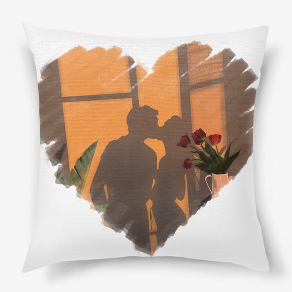 Подушка «Вечер »