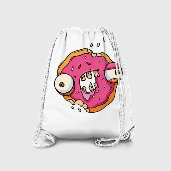 Рюкзак «Зомби Пончик»