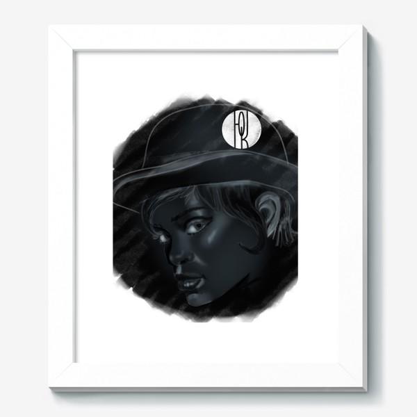 Картина «Девушка »