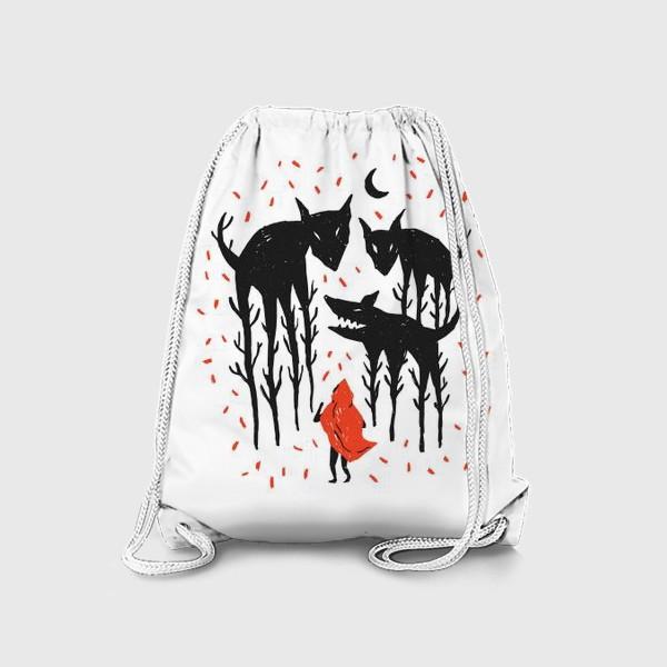 Рюкзак «Красная Шапочка»