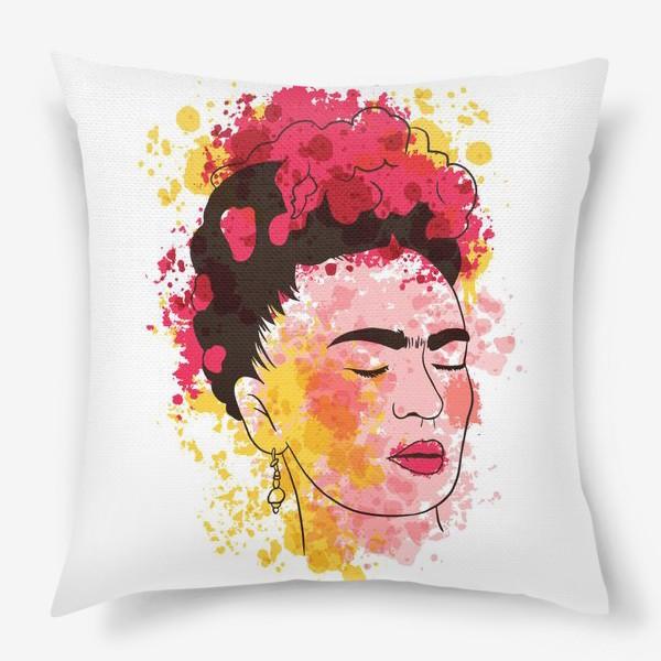 Подушка «Фрида Кало»